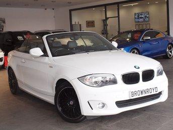 2012 BMW 1 SERIES 2.0 118I SPORT 2d 141 BHP £7490.00