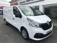 2015 RENAULT TRAFIC LL29 BUSINESS PLUS 1.6 DCI 115 SWB £9495.00