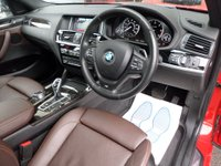 USED 2014 64 BMW X4 3.0 XDRIVE30D MSPORT ** PRO MEDIA PK * SUNROOF * F/D/S/H** ** HUGE SPECIFICATION **