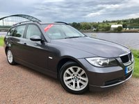 USED 2006 56 BMW 3 SERIES 2.0 318I SE TOURING 5d AUTO 128 BHP **AMAZING BMW 318 AUTO**TRADE IN TO CLEAR**UNWANTED PART EXCHANGE**