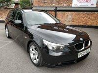 2005 BMW 5 SERIES 3.0 530D SE TOURING 5d AUTO 215 BHP £7990.00
