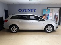 USED 2014 64 VAUXHALL ASTRA 1.6 DESIGN CDTI ECOFLEX S/S 5d 108 BHP * ONE OWNER * FULL HISTORY *