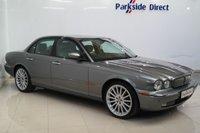 2003 JAGUAR XJ 3.0 V6 SPORT 4d AUTO 240 BHP £5340.00