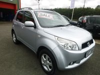 USED 2009 DAIHATSU TERIOS 1.5 LIMITED 2WD 5d 104 BHP