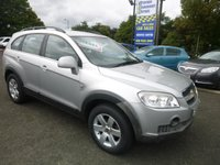 USED 2008 CHEVROLET CAPTIVA 2.0 LT VCDI 5d 148 BHP