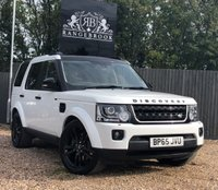 2016 LAND ROVER DISCOVERY 4 3.0 SDV6 HSE 5dr AUTO  £35999.00