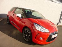2012 CITROEN DS3 1.6 DSTYLE PLUS £5295.00