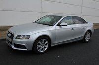 2010 AUDI A4 2.0 TDI E SE 4d 134 BHP £5790.00