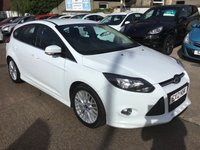 USED 2012 12 FORD FOCUS 1.6 ZETEC S TDCI 5d 113 BHP available at our tranent branch