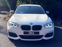USED 2015 15 BMW 1 SERIES 3.0 M135I 3d 322 BHP