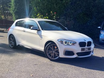 2015 BMW 1 SERIES 3.0 M135I 3d 322 BHP £15990.00
