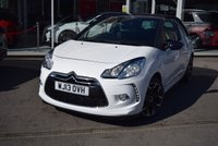 2013 CITROEN DS3 1.6 E-HDI DSTYLE PLUS 3d 90 BHP £5450.00