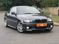 USED 2006 56 BMW 3 SERIES 2.0 318CI M SPORT 2d AUTO 148 BHP VERY LOW MILEAGE ONLY 59K VGC