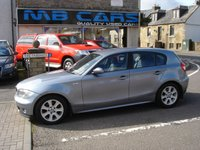 USED 2005 05 BMW 1 SERIES 2.0 118I SE 5d 128 BHP ONLY 61000 MILES FROM NEW