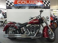 USED 2005 05 HARLEY-DAVIDSON SOFTAIL 1450cc FLSTNI SOFTAIL DELUXE  STUNNING SOFTAIL DELUXE!!!