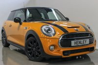 USED 2015 65 MINI HATCH COOPER 2.0 COOPER SD 3d AUTO 168 BHP