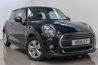 2015 MINI HATCH ONE 1.2 ONE 3d 101 BHP £10490.00