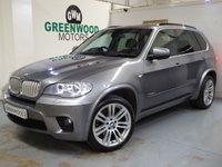 2010 BMW X5 3.0 40d M Sport xDrive 5dr £14494.00