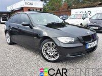2005 BMW 3 SERIES 2.0 320D SE 4d 161 BHP £1795.00