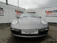 USED 2008 58 PORSCHE BOXSTER 2.7 987 2dr LOW MILES+FULL LEATHER+VALUE