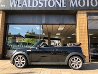 USED 2014 14 MINI CONVERTIBLE 2.0 COOPER D HIGHGATE 2d AUTO 110 BHP