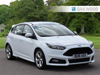 USED 2016 16 FORD FOCUS 2.0 ST-2 5d 247 BHP