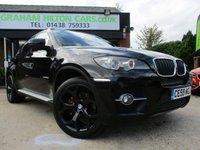 2009 BMW X6 3.0 XDRIVE30D 4d AUTO 232 BHP £12500.00