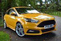2015 FORD FOCUS 2.0 ST-3 5d 247 BHP £15850.00