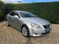 2008 LEXUS IS 2.5 250 SE 4d 204 BHP £6490.00