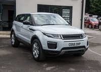 USED 2015 65 LAND ROVER RANGE ROVER EVOQUE 2.0 TD4 SE TECH 5d 177 BHP
