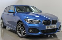 USED 2016 16 BMW 1 SERIES 1.5 116D M SPORT 5d 114 BHP