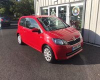 USED 2015 65 SKODA CITIGO 1.0 SE MPI 3d THIS VEHICLE IS AT SITE 1 - TO VIEW CALL US ON 01903 892224
