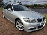 2011 BMW 3 SERIES 3.0 330D M SPORT TOURING 5d 242 BHP £9990.00
