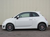 USED 2011 11 ABARTH 500 1.4 ABARTH 3d 135 BHP