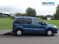 2014 PEUGEOT PARTNER 1.6 TEPEE S 5d 120 BHP WAV WHEELCHAIR ACCESS £9790.00