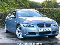 2007 BMW 3 SERIES 2.5 325I SE 2d 215 BHP £6000.00