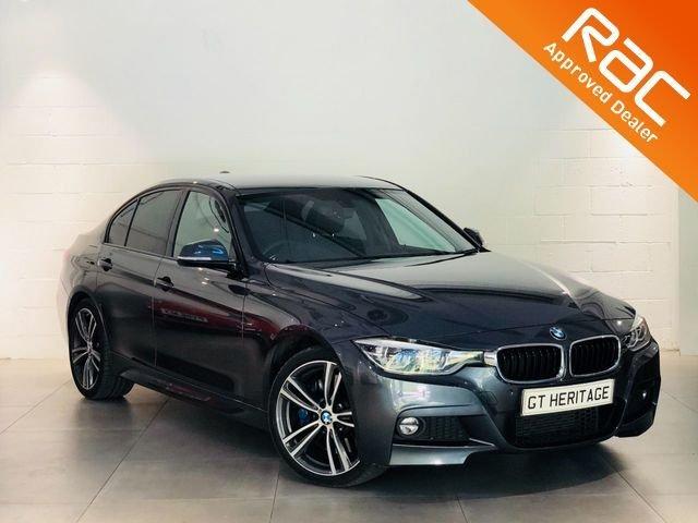 2015 65 BMW 3 SERIES 330D XDRIVE M SPORT AUTO *HUGE SPEC*