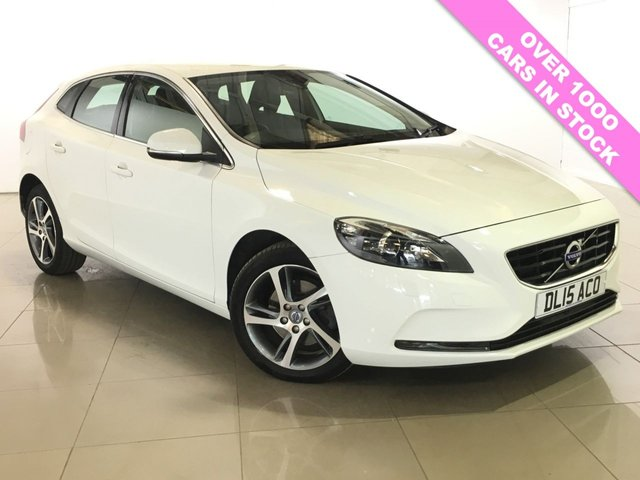 View our 2015 15 VOLVO V40 2.0 D2 SE LUX 5d 118 BHP