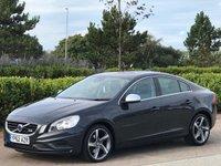 2012 VOLVO S60 2.0 D4 R-DESIGN 4d 161 BHP £8495.00