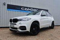 2014 BMW X5 3.0 M50D 5d AUTO 376 BHP £36991.00