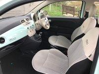 USED 2015 15 FIAT 500 1.2 LOUNGE 3d 69 BHP