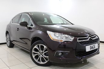 CITROEN DS4 at Dace Motor Group