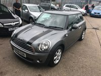 2009 MINI HATCH ONE 1.4 ONE GRAPHITE 3d 94 BHP £4999.00