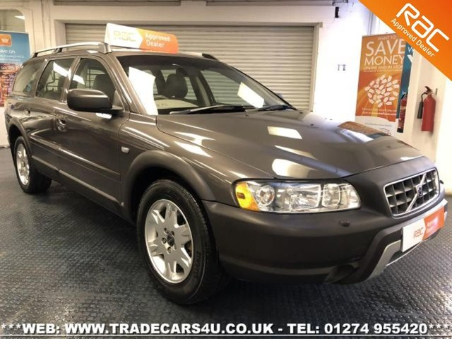 2005 05 VOLVO XC70 2.4 D5 DIESEL AWD GEARTRONIC AUTO SE