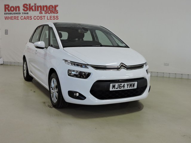 View our 2014 64 CITROEN C4 PICASSO (101)   1.6 HDI VTR PLUS 5d 91 BHP