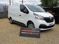2016 RENAULT TRAFIC 1.6 SL27 BUSINESS PLUS ENERGY DCI S/R  5d 120 BHP £10990.00