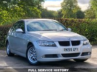 USED 2005 55 BMW 3 SERIES 2.0 320D ES 4d 161 BHP