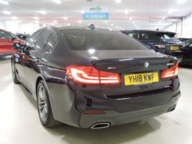 BMW 5 SERIES at Ron Skinner and Sons