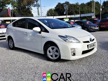 View our 2010 10 TOYOTA PRIUS 1.8 T3 VVT-I 5d AUTO 99 BHP