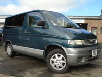 2007 MAZDA BONGO 2.5 B2500 4d AUTO 116 BHP £895.00